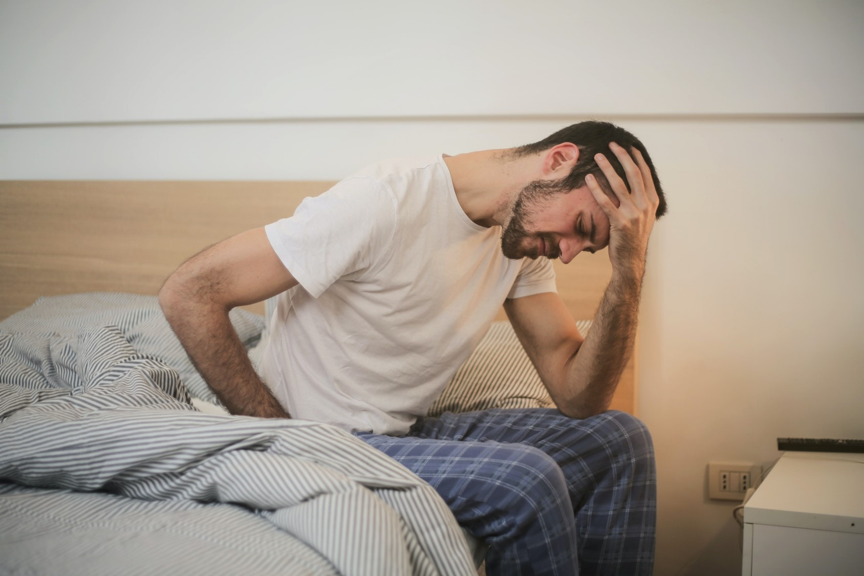 Ils existent plusieurs symptômes de la narcolepsie.