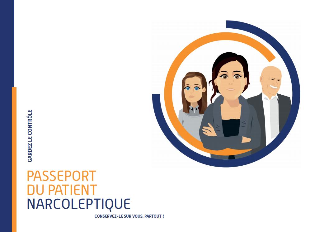 passeport du patient narcoleptique